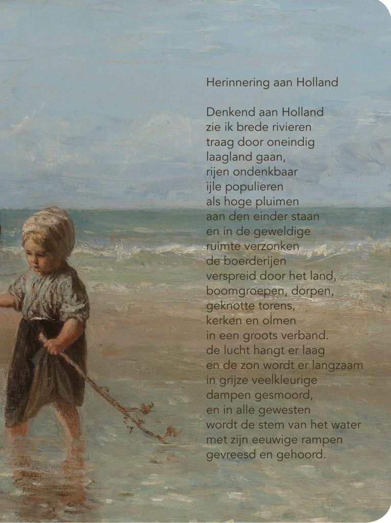 Marsman - Herinnering aan Holland