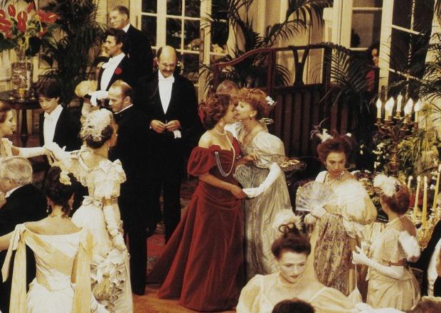 Still uit de film 'Eline Vere' uit 1991.